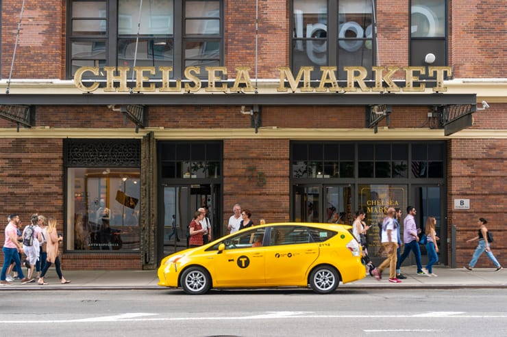 New York Chelsea Market