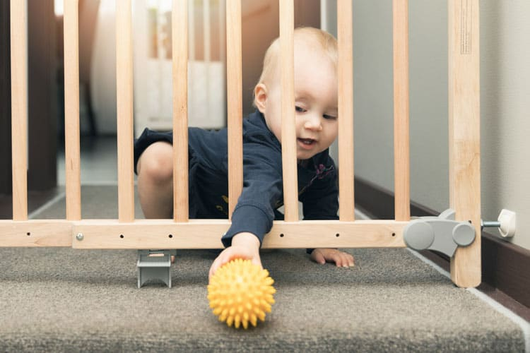 use baby gates in RVs