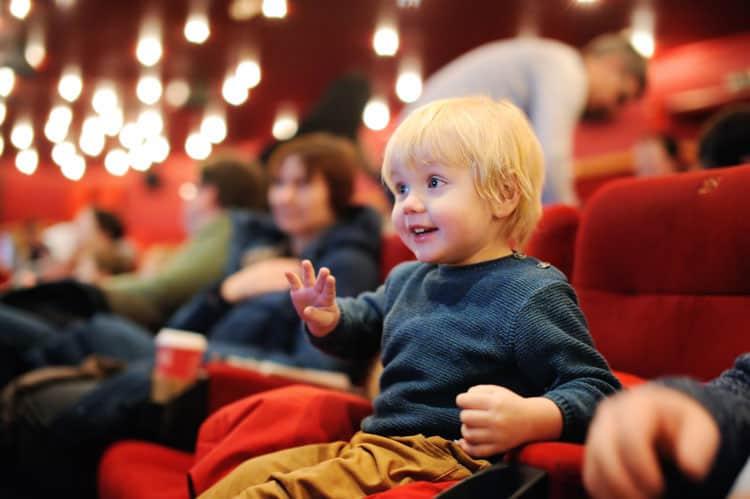 boy at movie theater denver colorado