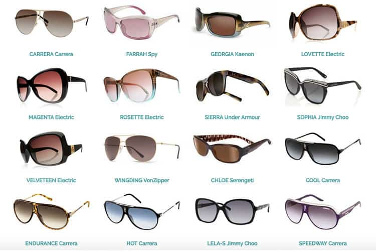 sunglasses from sunglass garage. great gift for mom