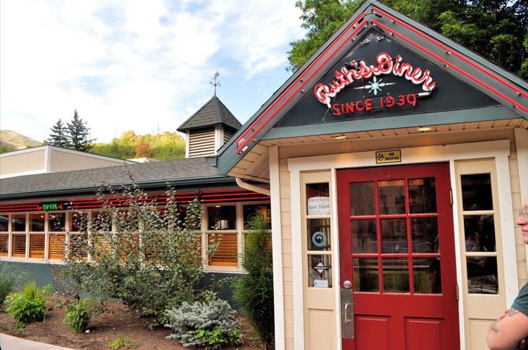 ruth's restaurant in salt lake city