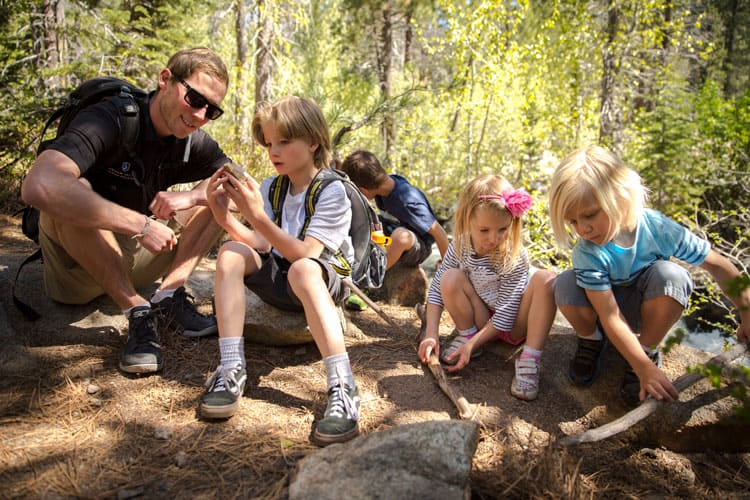 adventure camp in lake tahoe