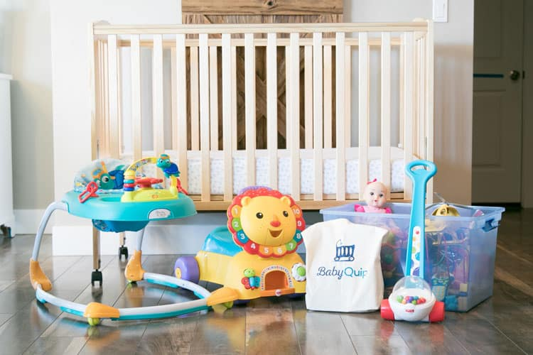 best baby gear rental services