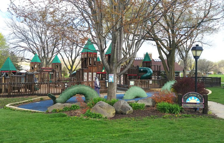 dream park madison wisconsin