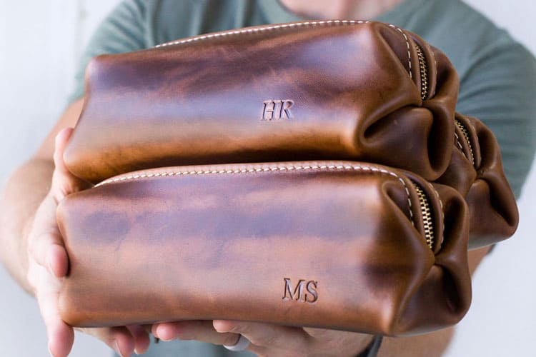 dopp kit father's day gifts