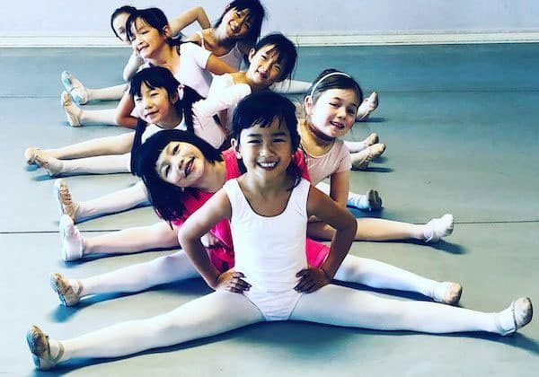gymnastics camp for young kids