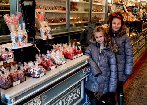 Shane's Confectionery in Philly