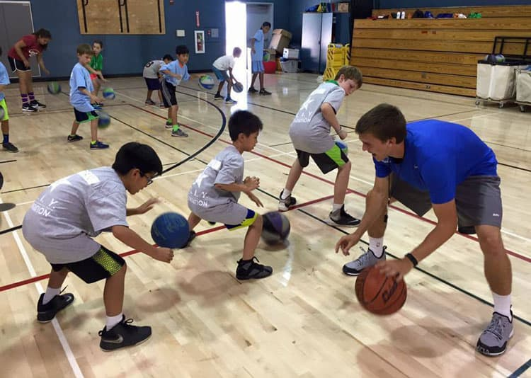sports camp for kids