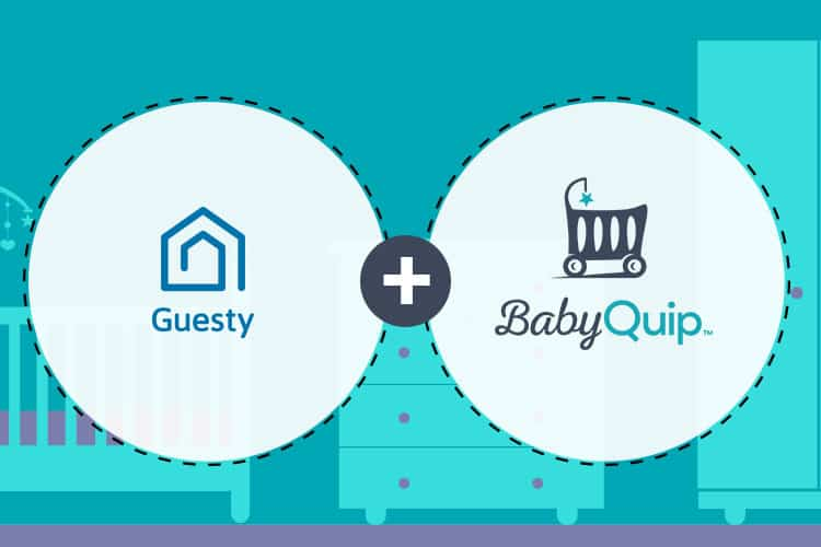 babyquip and guesty partnership