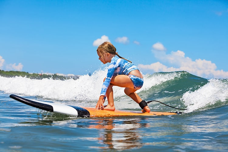 surfing is one of the greatest oahu activities