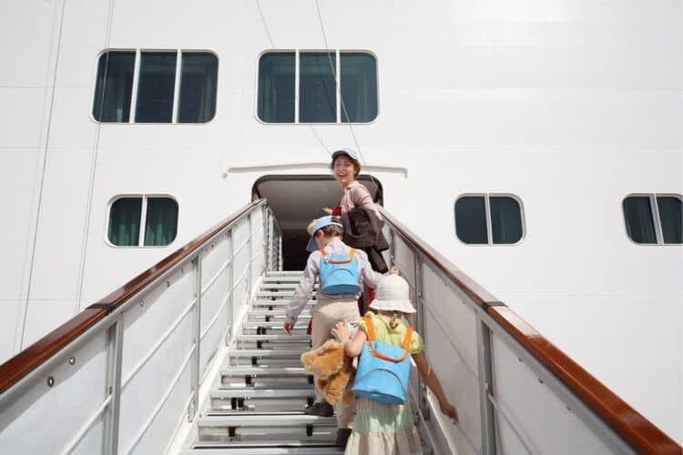 Planning Family Vacation Cruise