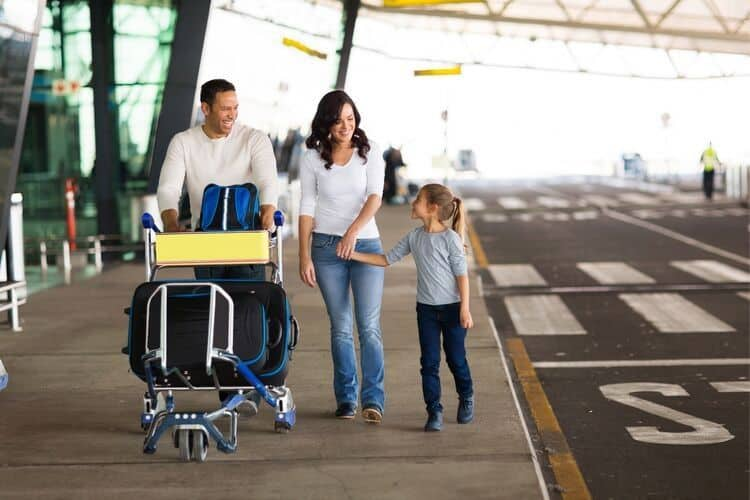 Planning Family Vacation Packing