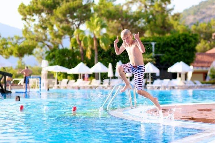 Planning Family Vacation Resort