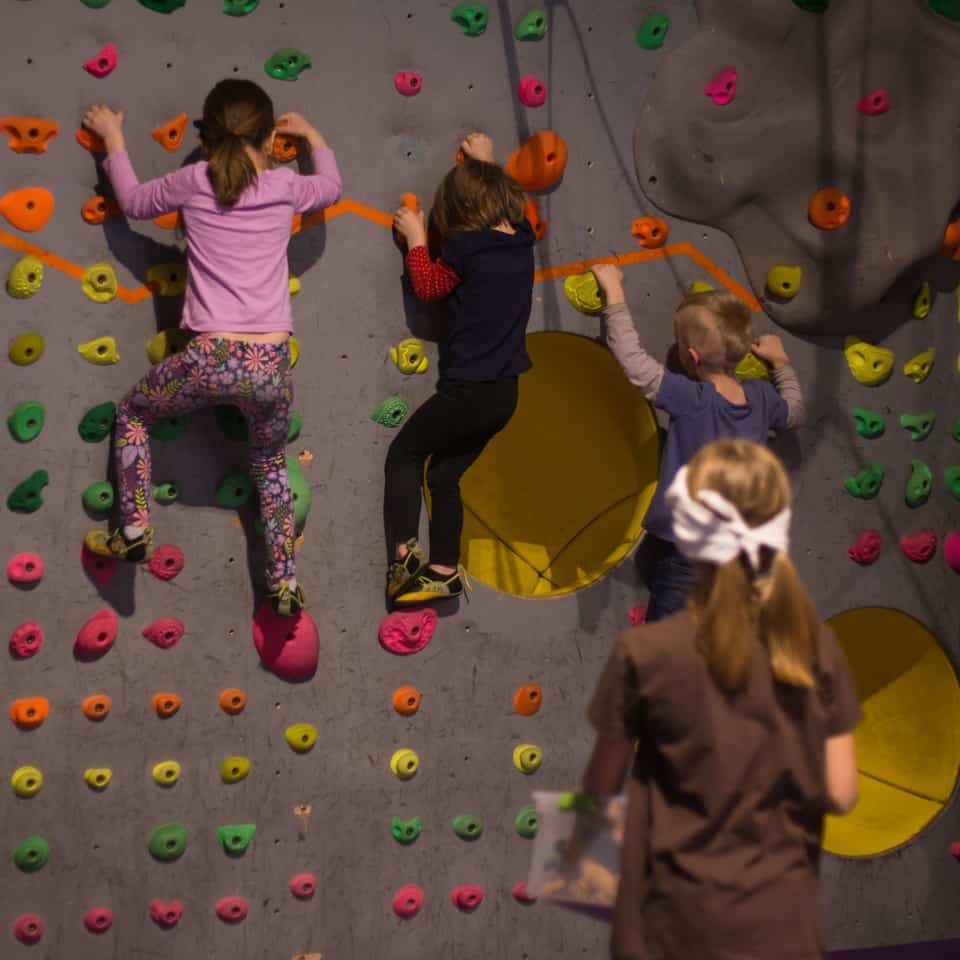 ABC Kids Climbing Gym