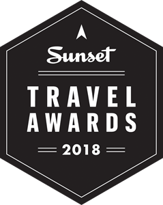 Sunset Magazine Travel Awards 2018