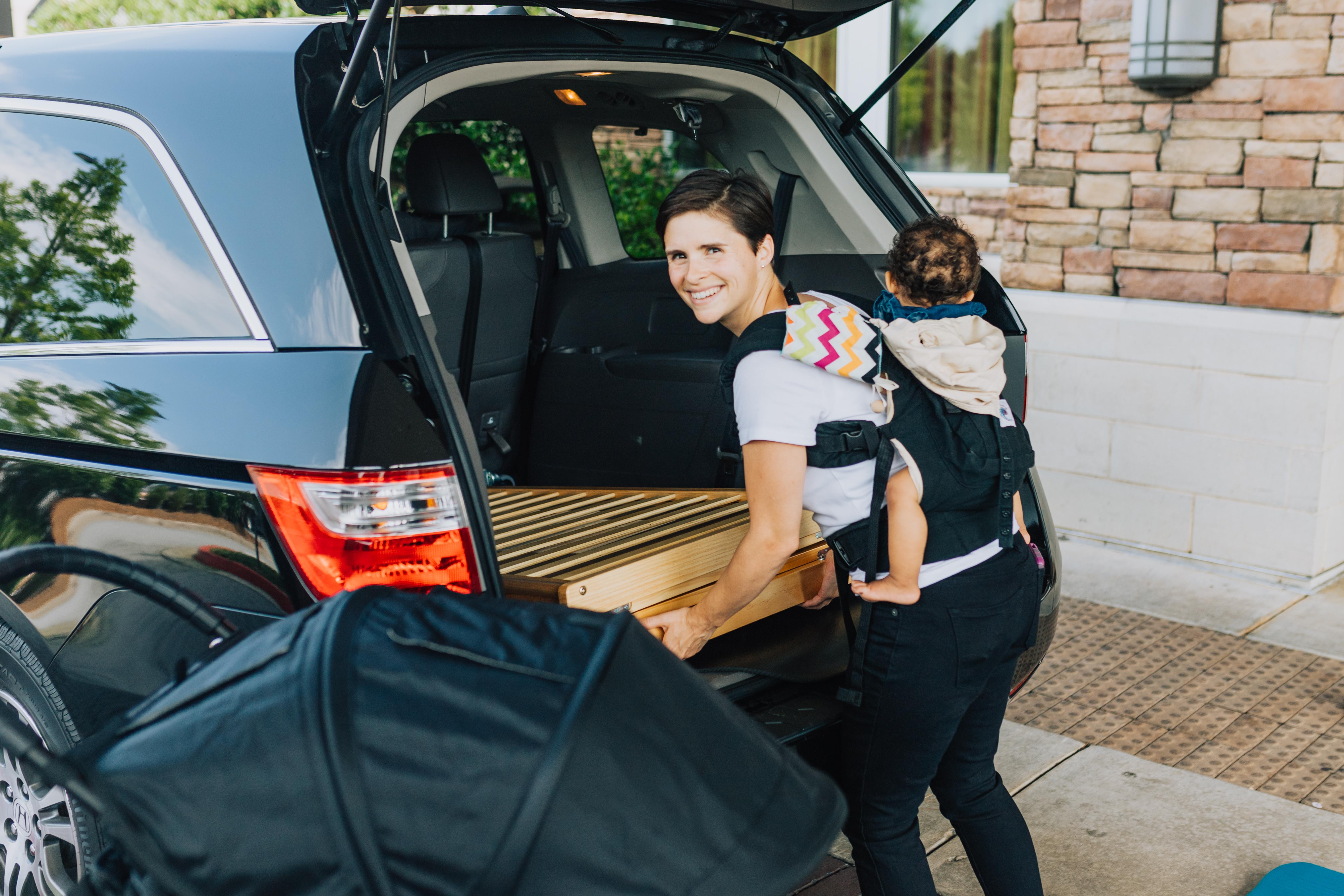 Bethany loading gear