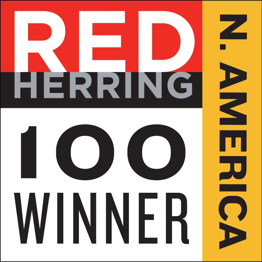 Red Herring 100 Winner North America 2018