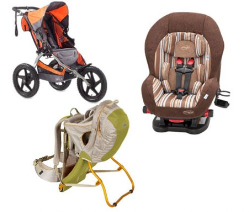 BabyQuip - Baby Equipment Rentals - Go Go Go Package - Go Go Go Package -