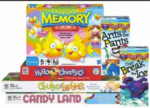 BabyQuip - Baby Equipment Rentals - Games - Games -