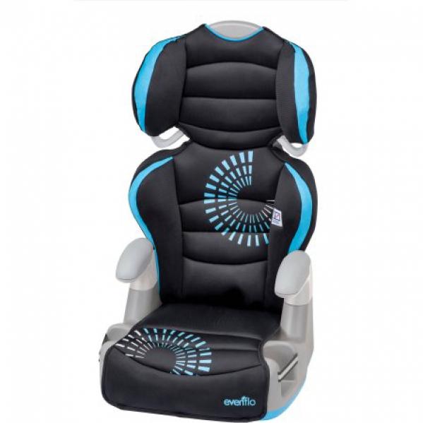 BabyQuip - Baby Equipment Rentals - Tallback Booster Car Seat - Tallback Booster Car Seat -