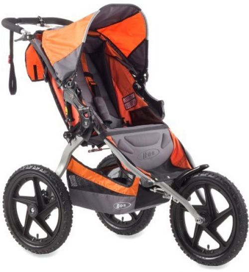 BabyQuip Baby Equipment Rentals - BOB High-end Jogger Stroller - Laura Espino - San Francisco, California