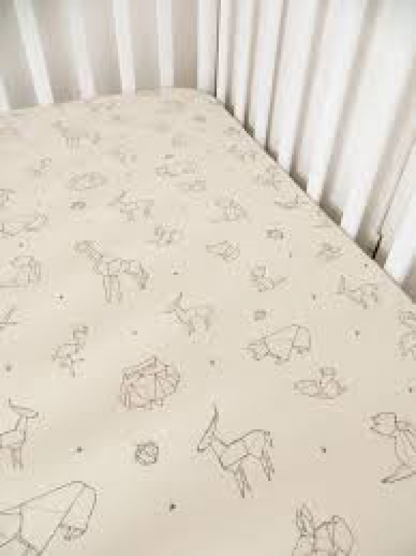 BabyQuip - Baby Equipment Rentals - Organic Crib Linens Upgrade - Organic Crib Linens Upgrade -