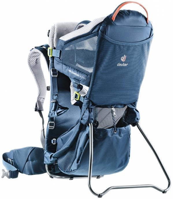 BabyQuip - Baby Equipment Rentals - Deuter Kid Comfort Active Frame Hiking Pack - Deuter Kid Comfort Active Frame Hiking Pack -