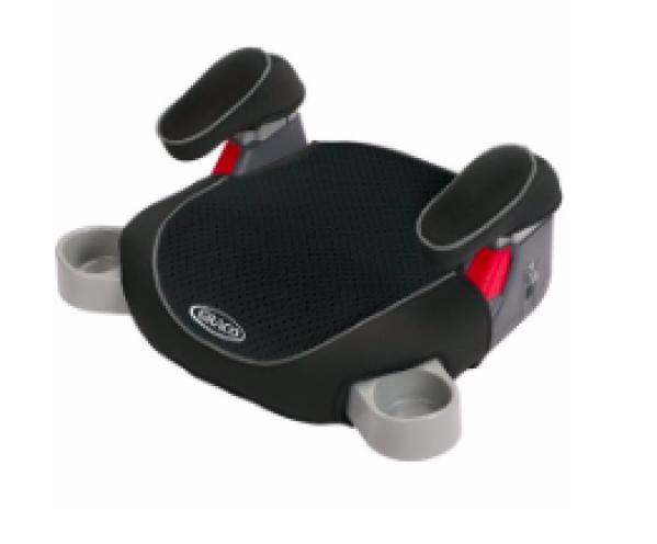 BabyQuip - Baby Equipment Rentals - Graco TurboBooster Backless Booster Car Seat - Graco TurboBooster Backless Booster Car Seat -