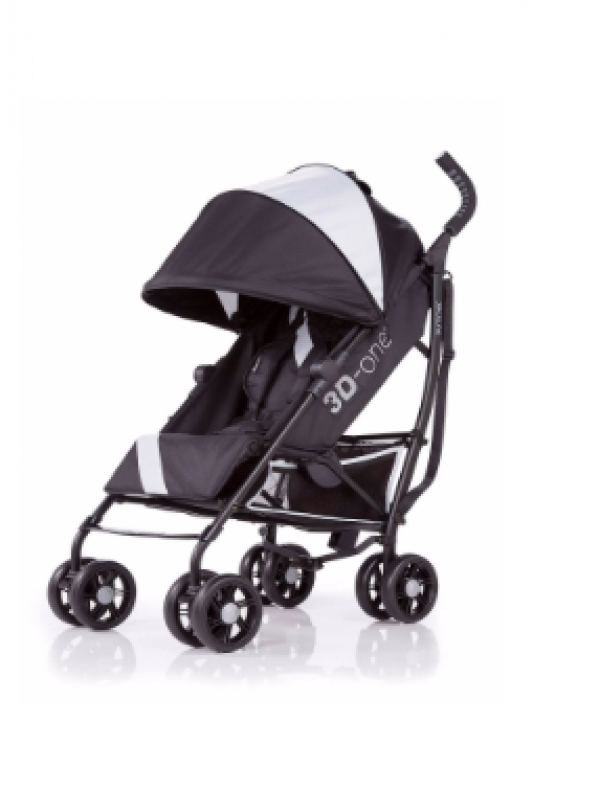 BabyQuip - Baby Equipment Rentals - Summer 3D-one Convenience Stroller - Summer 3D-one Convenience Stroller -