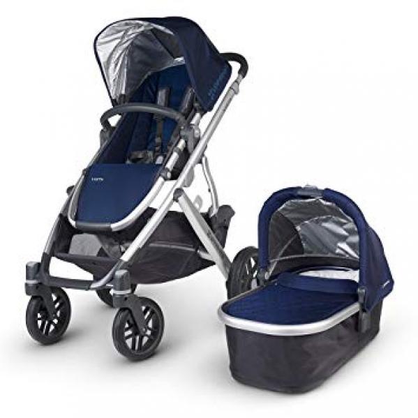 BabyQuip Baby Equipment Rentals - UPPAbaby Vista Stroller - Julie and An Nguyen - Santa Ana, CA