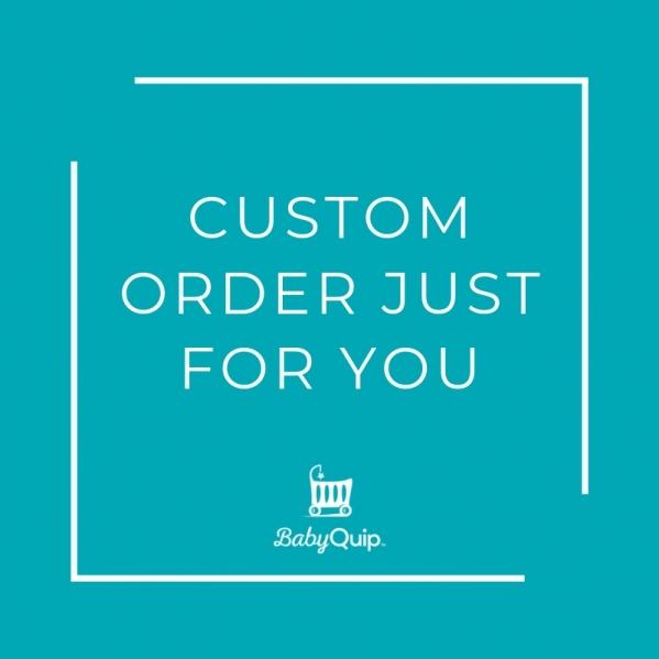 Custom Baby Gear Package