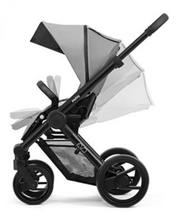 BabyQuip - Baby Equipment Rentals - Designer Mutsy Stroller  - Designer Mutsy Stroller  -