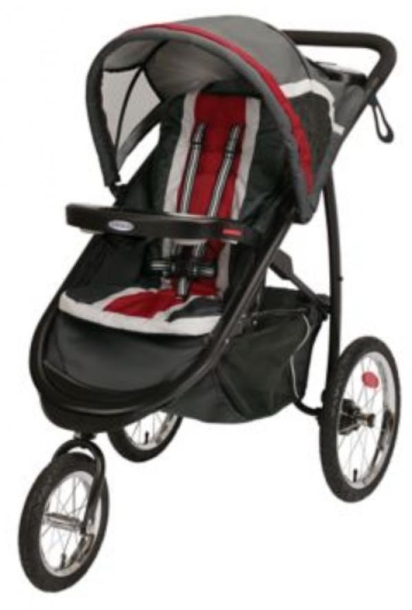 BabyQuip - Baby Equipment Rentals - Fast Action Click Connect Jogger - Fast Action Click Connect Jogger -