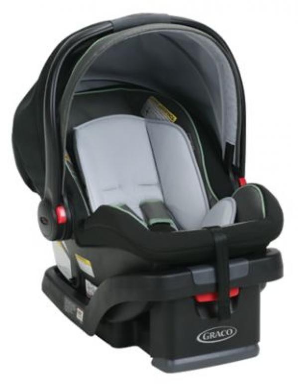 BabyQuip - Baby Equipment Rentals - Infant Car Seat--Graco SnugRide SnugLock 35 - Infant Car Seat--Graco SnugRide SnugLock 35 -