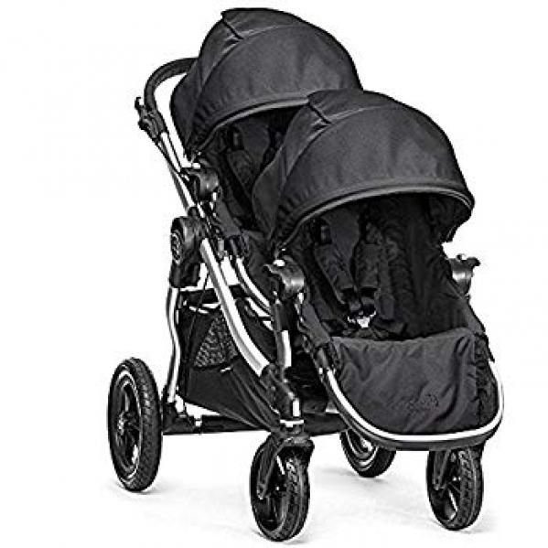 BabyQuip - Baby Equipment Rentals - City Select Double Stroller - City Select Double Stroller -