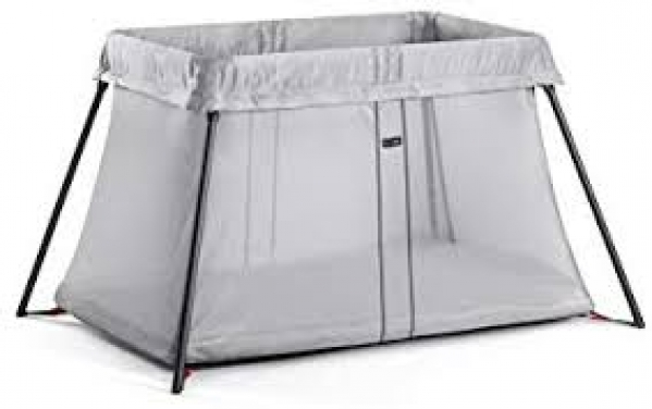 BabyQuip - Baby Equipment Rentals - Baby Bjorn Small Travel Crib - Baby Bjorn Small Travel Crib -