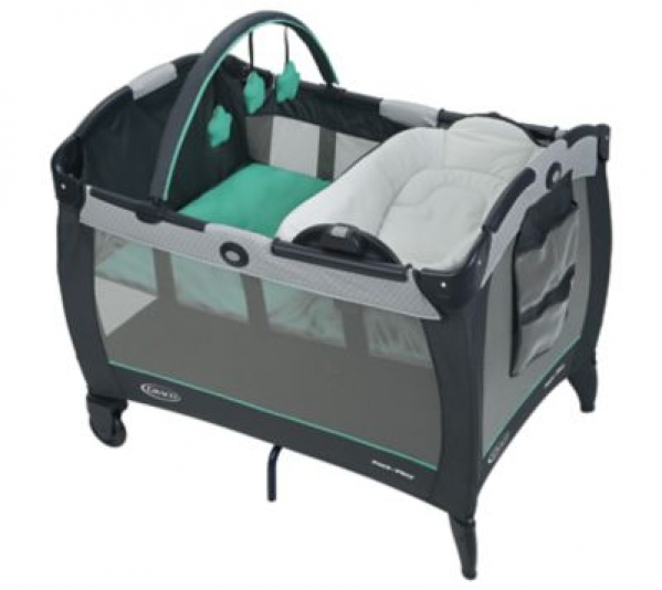 BabyQuip - Baby Equipment Rentals - Pack'n Play w/ Linens - Pack'n Play w/ Linens -