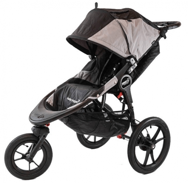 BabyQuip - Baby Equipment Rentals - Single Jogger - Single Jogger -