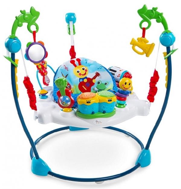 BabyQuip - Baby Equipment Rentals - Baby Einstein Neighborhood Symphony Jumper - Baby Einstein Neighborhood Symphony Jumper -
