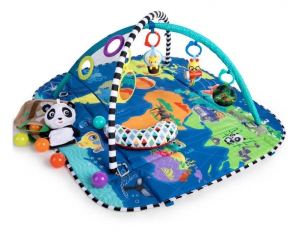 BabyQuip - Baby Equipment Rentals - Baby Einstein Activity Gym Mat - Baby Einstein Activity Gym Mat -