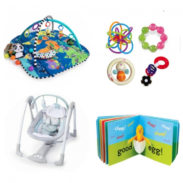 Infant Playtime Package