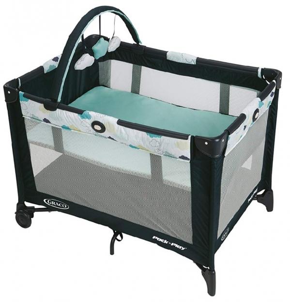 BabyQuip - Baby Equipment Rentals - Graco Pack'n Play On-the-Go Playard - Graco Pack'n Play On-the-Go Playard -
