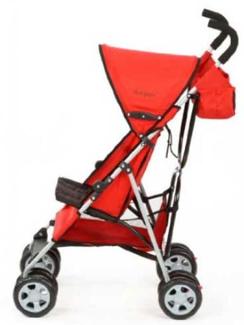BabyQuip Baby Equipment Rentals - Lightweight Stroller - Ebony Quilter - North Hollywood, CA