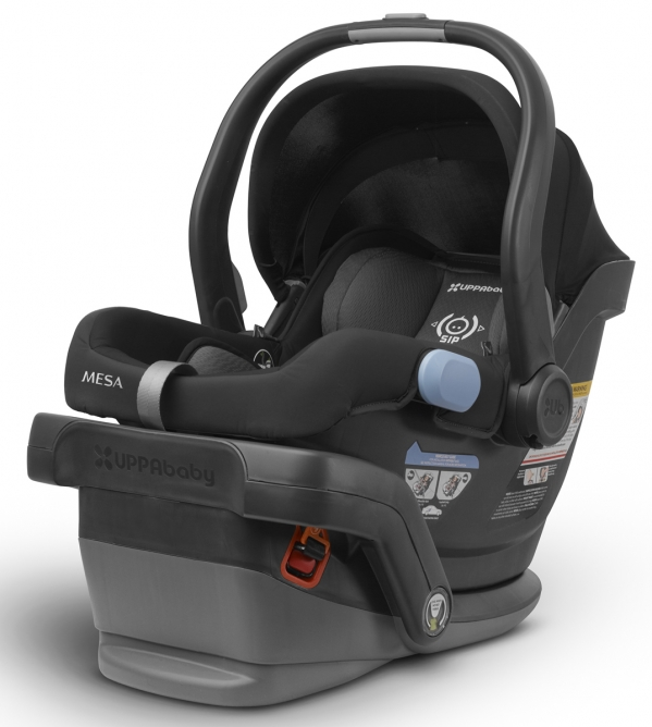 BabyQuip - Baby Equipment Rentals - Uppababy Infant Car Seat with base - Uppababy Infant Car Seat with base -