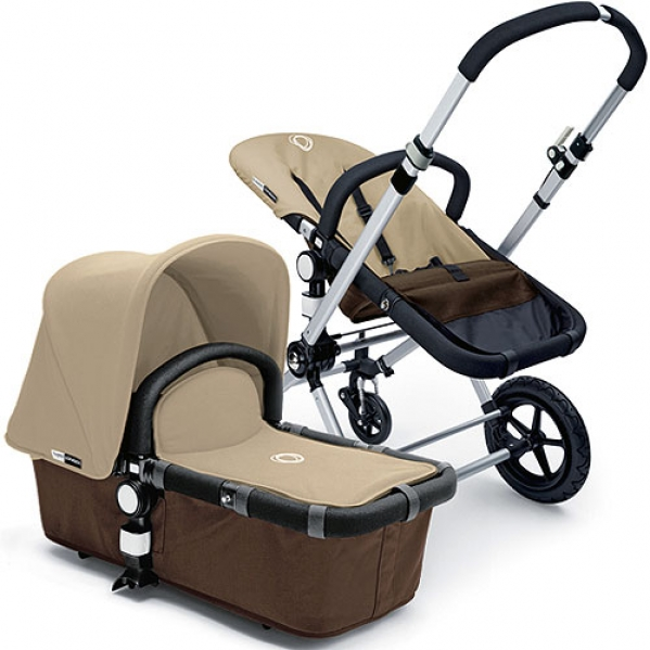 BabyQuip - Baby Equipment Rentals - Bugaboo Cameleon Stroller with Bassinet - Bugaboo Cameleon Stroller with Bassinet -