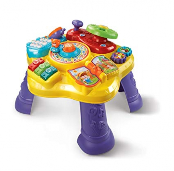 BabyQuip - Baby Equipment Rentals - Play Activity Table - Play Activity Table -