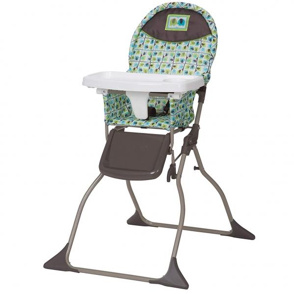 BabyQuip - Baby Equipment Rentals - High Chair: Simple Fold - High Chair: Simple Fold -