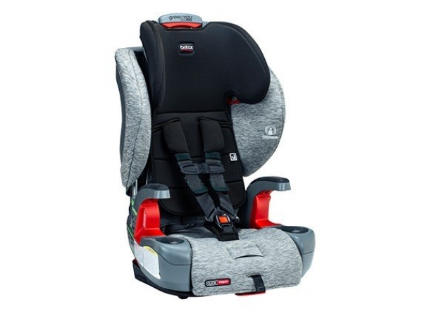BabyQuip - Baby Equipment Rentals - Britax Click Tight Harness Booster Car Seat - Britax Click Tight Harness Booster Car Seat -