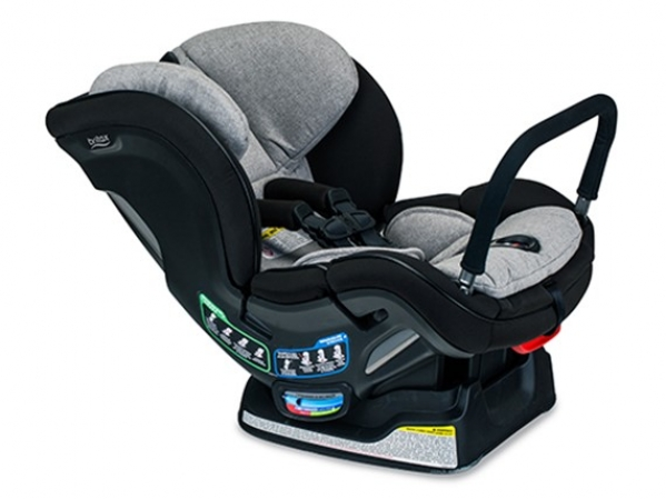 BabyQuip - Baby Equipment Rentals - Britax Boulevard Click Tight Convertible Car Seat - Britax Boulevard Click Tight Convertible Car Seat -