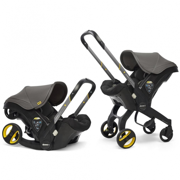 BabyQuip - Baby Equipment Rentals - Doona Infant Car Seat and Stroller Combo - Doona Infant Car Seat and Stroller Combo -